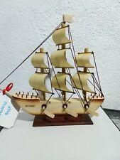 Hand Made, Wood Ship ,100% Sri Lanka