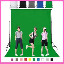 Photo Studio Backgrounds Colored Cotton Non-Pollutant Textile Backdrop Cloths