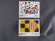 1994-SERIE ARTISTIQUE-2 TIMBRES NEUFS