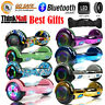 "6.5"" Hoverboard Bluetooth Electric Self Balance Scooter W/ Bag Chrismas Gilfts"