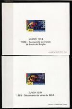 FG ND   la paire  Europa     1994   num: 2878 et 2879