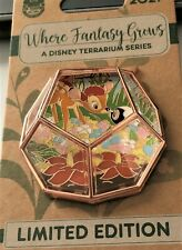 New ListingDisney Parks Bambi Thumper Terrarium Series Where Fantasy Grows Le Pin