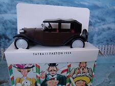 1/36 Igra (Czechoslovakia) Tatra 11 faeton 1924