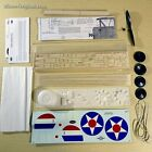 """Guillow's Thomas Morse Scout 24"""" Laser Cut Scale Rubber Powered Flying Model 201"""