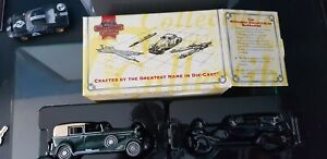 MATCHBOX COLLECTIBLES: :CADILLAC 16 CYLINDER : 1:43 : MINT IN BOX, NO CERT