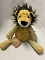 """SCENTSY BUDDY 15"""" ROARBERT THE LION PLUSH TOY LOVEY W/ BAKED APPLE SCENT PACK"""