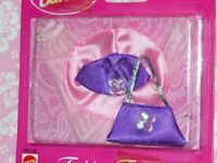 Mattel Barbie Doll Clothing Lot ~ Vintage Fashion Touches ~ New in Package ~1998