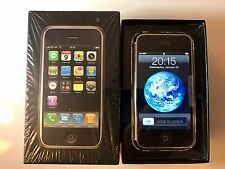 Ultra Rare Original 1st Generation Apple iPhone 2g 16Gb Original iOS 1.1.3 4A93
