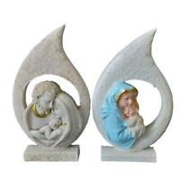 Epoxy Resin Mold Catholic Holy Family Silicone Mould DIY Craft Polymer Clay Tool