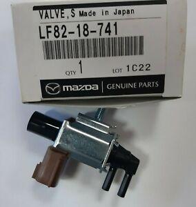 GENUINE OEM VALVE,VACUUM SOLENOID MAZDA 3 MAZDA 5 MAZDA 6,CX-7 2.0L,2.3L,2.5L
