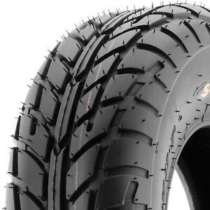 SunF Replacement 19x7-8 19x7x8 Quad ATV UTV Tire 6 Ply Tubeless A021 [Single]
