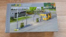 Herpa 745864 - 1/87 Kit di edificio stazione di servizio-NUOVO
