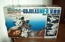Tomy Zoids Njr Gojulas MkIi reissue Tru Toys r Us Japan exclusive 1/72 sealed