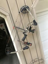 mathews mission craze left handed youth compound bow