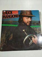 CHUCK MANGIONE MAIN SQUEEZE  RARE LP RECORD vinyl  INDIA INDIAN VG+