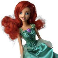 Disney Princess Little Mermaid Ariel Doll 2012 Mattel Original Dress Barbie