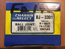 CHASSIS SELECT BALL JOINT BJ-3301