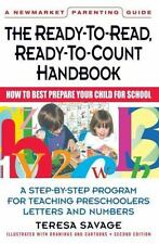 Ready-to-Read, Ready-to-Count Handbook: How to Best Prepare Your Child-ExLibrary