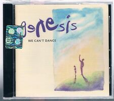 GENESIS WE CAN'T DANCE CD F.C. NUOVO SIGILLATO!!!