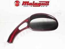 Specchietto Specchio Retrovisore Destro Or Malaguti Phantom F12 50 Rosso Magenta