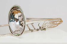 King 5b 2105 Versilbert Tenor Posaune Trombone Tromba 2000