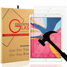 2 Pack iPad Air 10.5'' 3rd Gen Tempered Glass Screen Protector for iPad air 2019