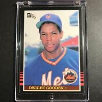 DWIGHT GOODEN 1985 DONRUSS #190 ROOKIE CARD RC DR. K NEW YORK METS LEGEND
