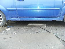 FORD FIESTA ST150 SIDESKIRTS, BREAKING WHOLE CAR