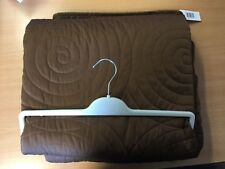 LUXURY QUILTED REVERSIBLE BED/SOFA THROW ~ SOFT FURNISHINGS ~ SNUG ~ COMFORT