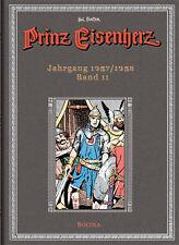 Prinz Eisenherz BOCOLA Verlag, Hal Foster-Gesamtausgabe, Band 11, Jg. 1957/1958