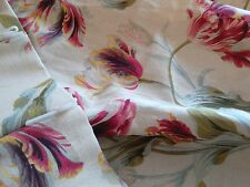 Laura Ashley Gosford cranberry Curtains made to measure by laura ashley