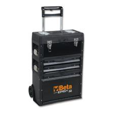 Beta Trolley portautensili valigia porta attrezzi 3 moduli sovrapponibili C43