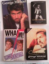 More details for george michael books wham confidential older & more please read description