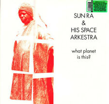 Sun Ra & His Space Arkestra – What Planet Is This? Vinyl Record Reissue 2009
