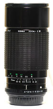 Sigma 75-200mm f/2.8-3.5 Fast Zoom Full Frame A Lens Pentax K-1