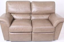 Lazyboy Leather Recliner Reclining Love Seat