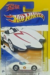 mexican CUSTOM CARTOONS ANIME HOT WHEELS SPEED RACER MACH 5 METEORO SECOND WIND