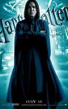 HARRY POTTER AND THE HALF-BLOOD PRINCE Movie POSTER 27x40 I Daniel Radcliffe
