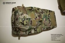 SEMAPO [Multicam] zip on panel-S for jpc 2.0 & NCPC & AVS etc for airsoft