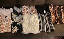 Plus Size Ladies Blouses Lot