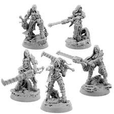 Emperor Sisters Repentium Squad (5) Wargame Exclusive WE-BS-009