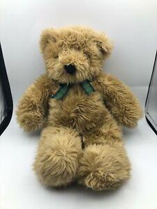 Vintage 1989 Ruggles North American Bear Brown Teddy Plush Stuffed Toy Animal