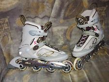 K2 CONTESSA T:Nine Gr. 40,5 Inliner Inline Skates TOP! NP 179,95