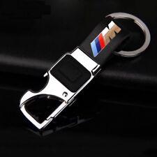 New Key Chain For BMW M Metal Keyring Keychain Ring Car LED Bottle Opener Gift