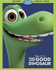 DISNEY PIXAR THE GOOD DINOSAUR(BLU-RAY+DIGITAL CODE)W/SLIPCOVER NEW