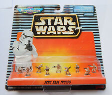 Micro Machines Star Wars Echo Base Troops [66080] (1996) *New*