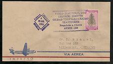 DOMINICAN Republic  -  First Flight Covers Mar. 1961  Curazao