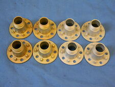 63-66 CORVETTE KNOCK-OFF WHEEL HUB ADAPTERS-RESTORED TO OEM/SHOW QUALITY