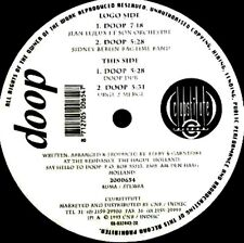 """12"""" - Doop - Doop (EURO DANCE) SPANISH EDIT. 1994, MINT, STOCK STORE - LISTEN"""