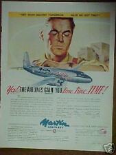 1945 Martin Aircraft 2-0-2 & 3-0-3 Transports print ad